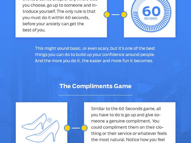 """Construisez votre confiance en jouant """"The Compliment Game"""""""