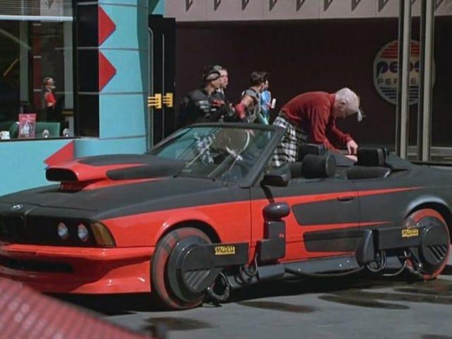 Posséder cette Other voiture de Back To The Future Part II