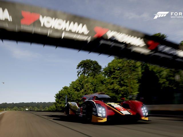 Tässä on minun autoni Forza 6 Petit Le Mansille