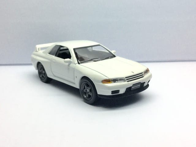 [Review] Kyosho Beads Nissan Skyline GT-R <BNR32>