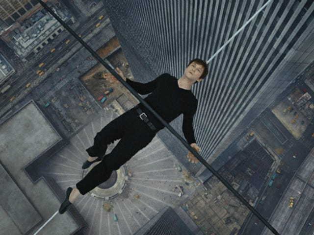 The Walk Is a Thrilling 3D Spectacle, Or At Least Half of It Is
