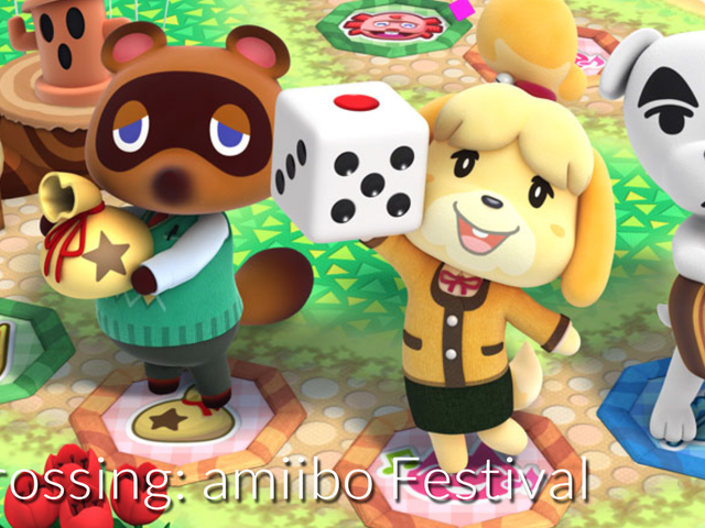 Animal Crossing Amiibo Festival Release Date and Details