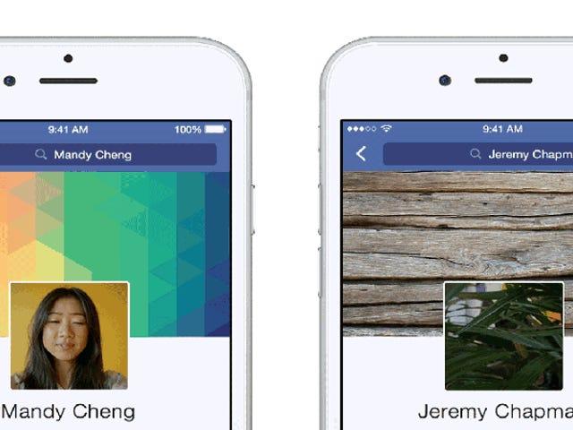 Làm thế nào để thiết lập một Looping Video làm hình ảnh hồ sơ Facebook của bạn trên iOS