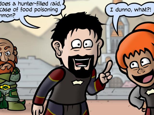 Υπάρχει ένας λόγος για τον οποίο όλοι μισούν τους κυνηγούς στο <i>World of Warcraft</i>