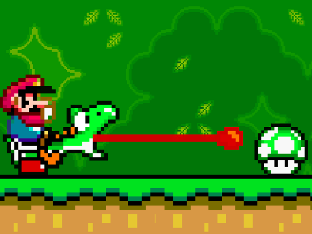 Hero Player Dunks On <i>Mario Maker</i> Troll, Menyimpan Semua The Yoshi
