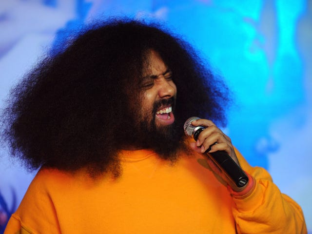 Keep Your Hands Out of Reggie Watts' Hair