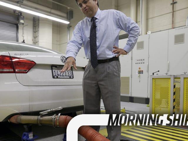 Volkswagen kan göra en programuppdatering eller ersätta hela bilen