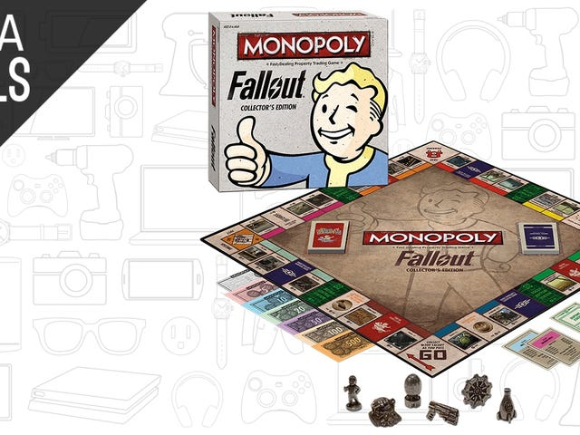 Grab This S.P.E.C.I.A.L. Edition Fallout Monopoly, Before it Sells Out