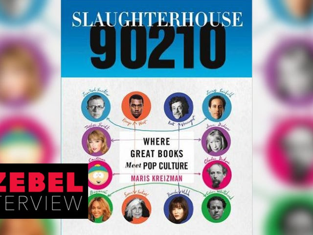 Why Margaret Atwood Is a Samantha: An Interview With<i>Slaughterhouse 90210</i>'sMarisKreizman