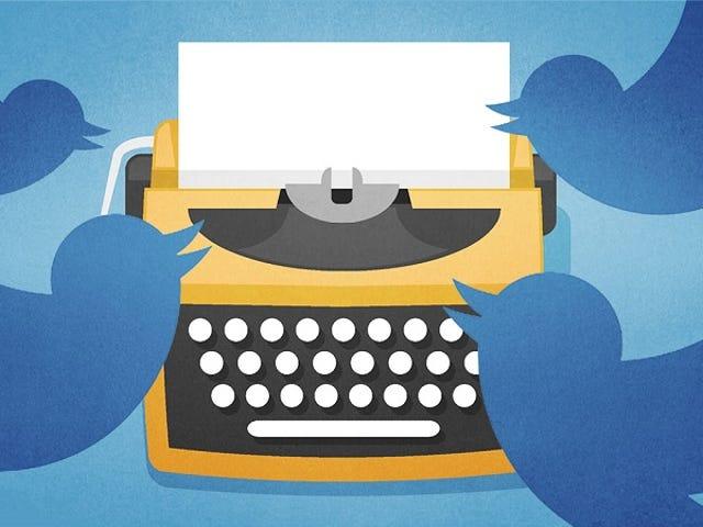 Πώς το όριο 140 χαρακτήρων του Twitter με έκανε έναν καλύτερο συγγραφέα