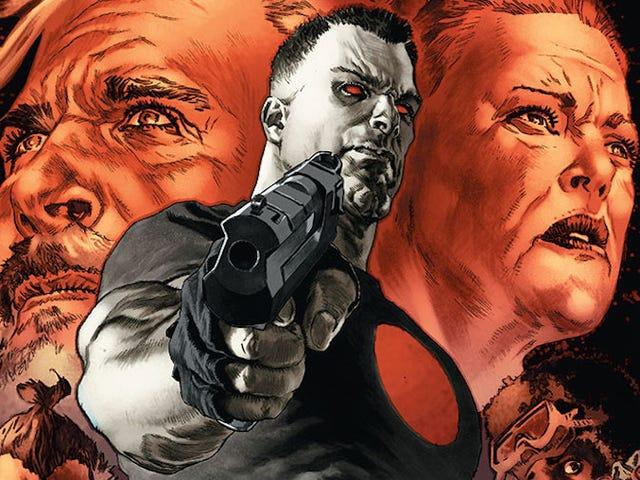 El héroe de Valiant se <i>Bloodshot</i> nacer en un <i>Mad Max</i> -esque, Monster Truck-Filled Apocalypse