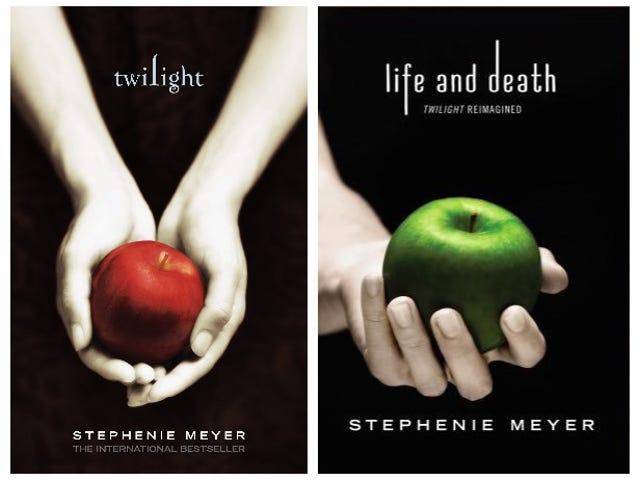 Algunas preguntas sobre el nuevo <i>Twilight</i> intercambiado por género de alguien que nunca lo leerá