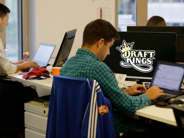 Report: DraftKings And FanDuel Being Investigated By New York Attorney General