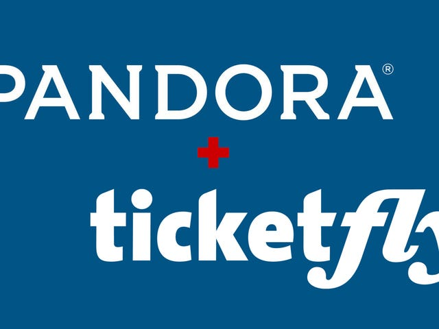 Pandora Just Bought Ticketfly For Nearly Half a Billion Dollars