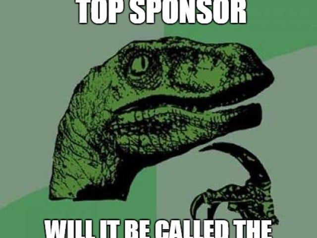 Neugierige: NASCAR-Sponsoring