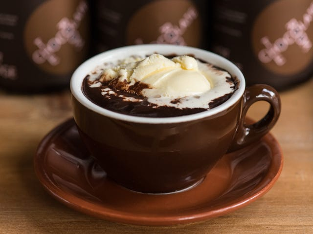 Brain Candy: Hot Chocolate Puzzle for Your Sick Day