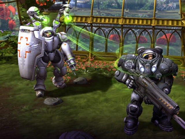 The New Line <i>StarCraft</i> Medic Dalam <i>Heroes Of The Storm</i> Adakah Kurang Gembira