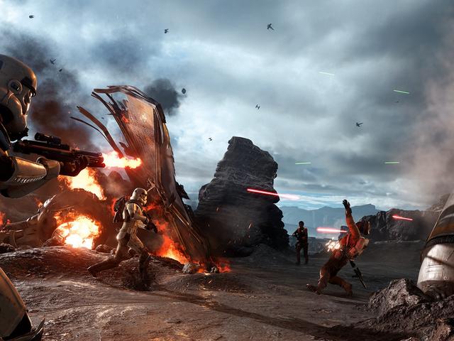 Watch Me Play TheStar Wars Battlefront's Beta's Best Mode