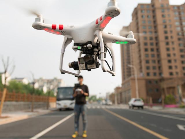 De FAA is bezig met het plannen van een systeem voor het vinden van illegale hommels in de buurt van luchthavens