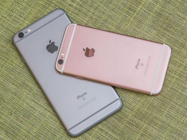 Apple tilbyder reparationer til bustede iPhone 6s-modeller, så længe det er deres fejl