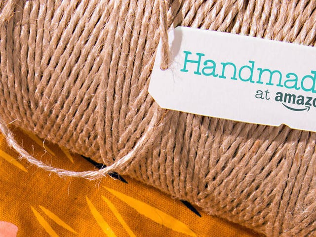 Amazon Just Launched an Etsy Clone to Sell Handmade Items