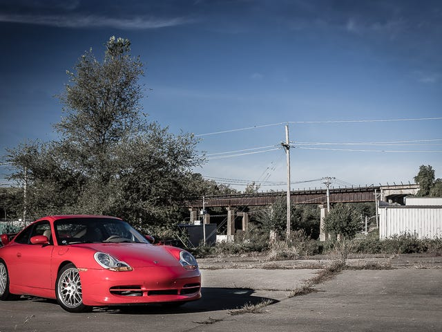 Porsche 996: The Black Sheep Of The Family