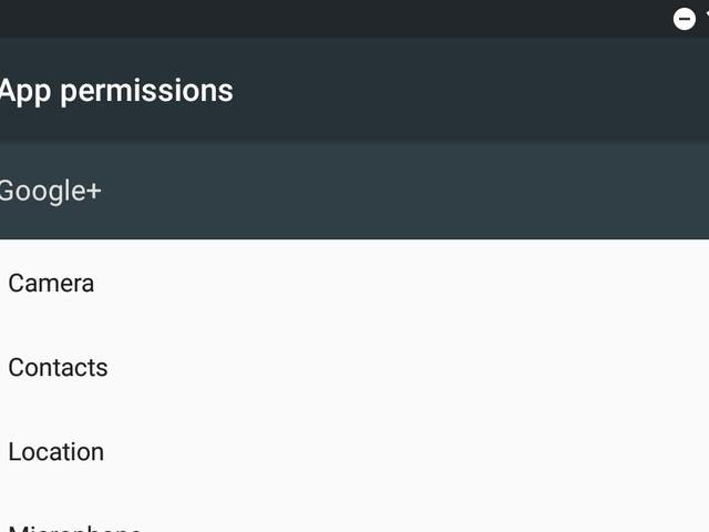 Bazı Android 6.0 Uygulamaları İzin ve Ara İstedi Bilmiyor