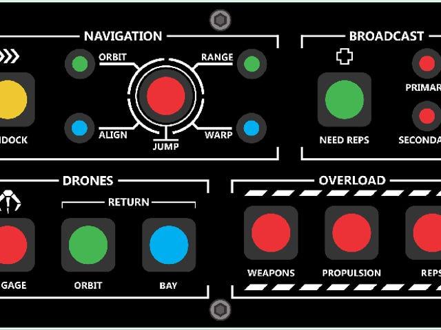 <i>EVE Online</i> xây dựng bảng điều khiển tuyệt vời để làm cho mọi thứ trở nên dễ dàng hơn