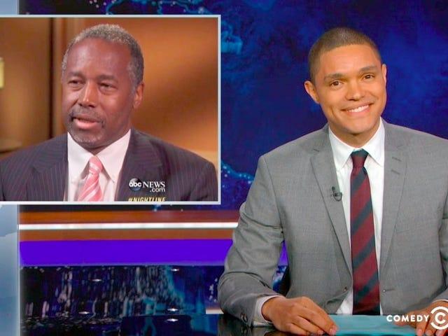<i>The Daily Show</i> pensa che Ben Carson potrebbe essere uno Zombie