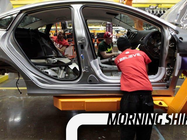 Fiat Chrysler Averts UAW Strike Pada Jam Kesebelas Dan VW Heads To DC Untuk A Whipping