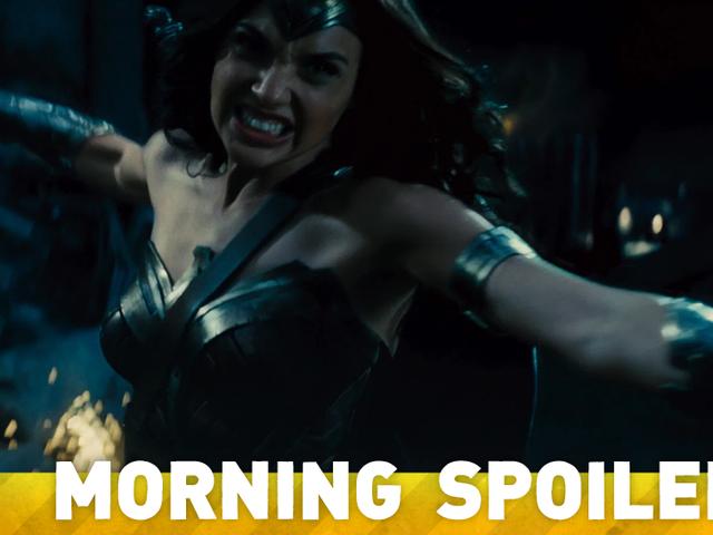 Rumor: La historia de la película <i>Wonder Woman</i> abarcará siglos