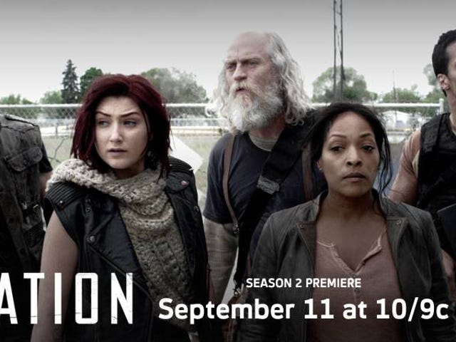 Z Nation is back!