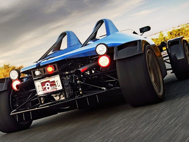 First Drive: The Sector 111 Drakan Spyder