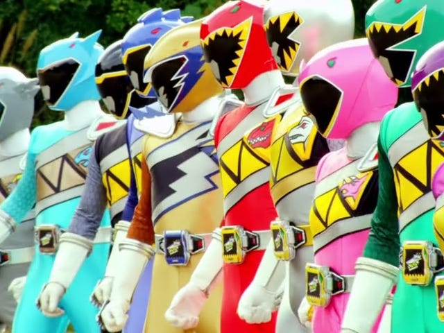 Surprising New Details About The Power Rangers Movie Have Been Revealed