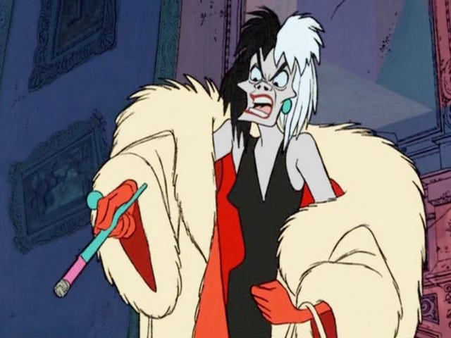 "For Some Godforsaken Reason, Disney Is ""Fast-Tracking"" a Cruella de Vil Movie"