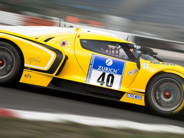 La voiture Le Mans 2017 de Jim Glickenhaus dispose déjà d'un moteur et d'un système hybride