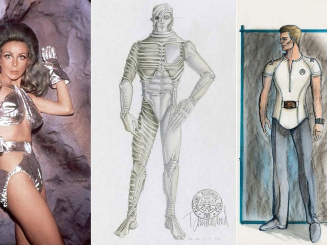 A Whole Book Full of Incredible Never-Before-Seen <i>Star Trek</i> Costume Pictures