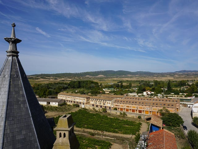 Eurotrippin:Parte Tres, Northern Spain.