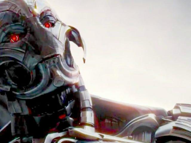 <i>Age of Ultron</i> är så mycket roligare med James Spaders dialog från <i>The Office</i>
