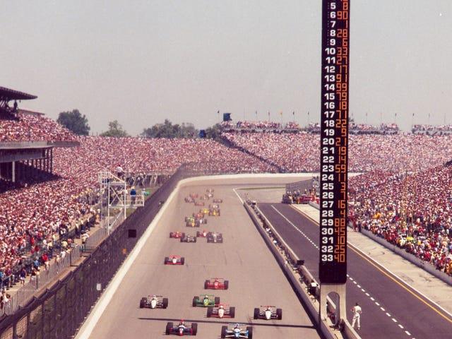 Een ras om alle races te beëindigen - de 1994 Indianapolis 500