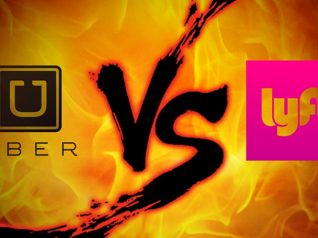 Ride Sharing Showdown: Uber εναντίον Lyft