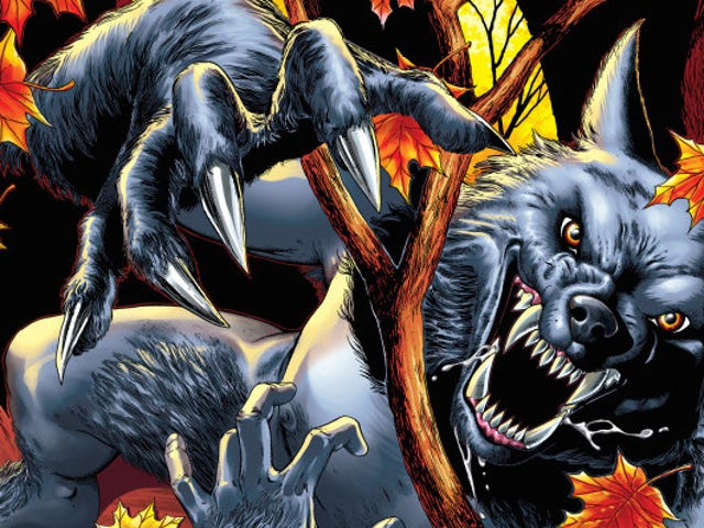 George R.R. Martin's Novella About a Werewolf Collections Agent May Become a TV Show