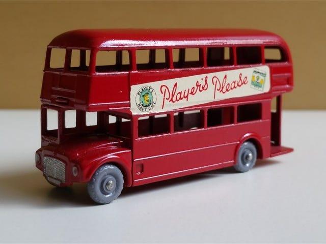 [RECENSIONE] Lesney Matchbox AEC Routemaster Bus