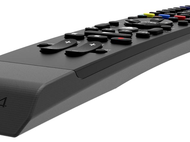Un nuovo telecomando PS4 rende la Playstation un set-top box a metà decente