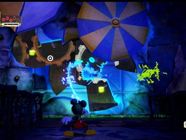 Краткие мысли - <i>Epic Mickey</i> был странным, Мех