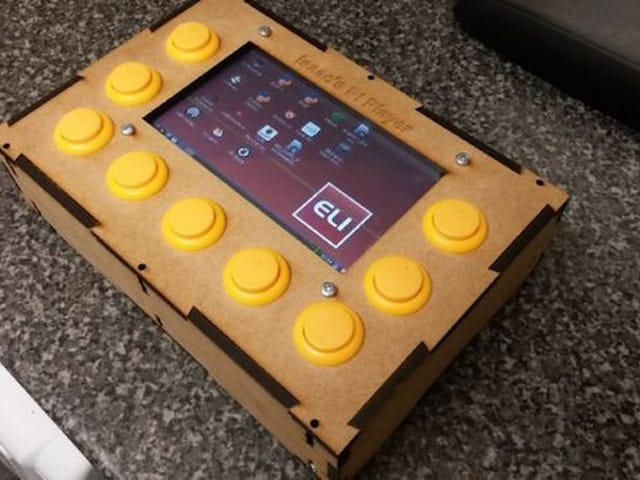 Build a Kid-Friendly Video Player with a Raspberry Pi