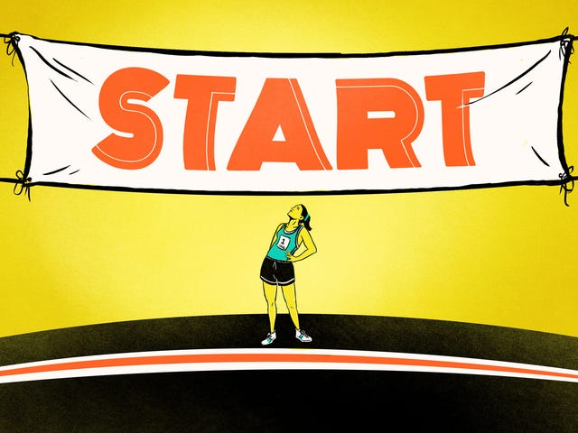 How to Prepare for Your First Race, Whether It's a 5K or a Marathon