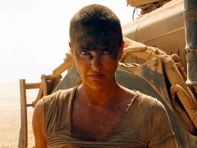 Furiosa no estará en <i>Mad Max: Fury Road</i> George Miller <i>Mad Max: Fury Road</i> secuela de <i>Mad Max: Fury Road</i>