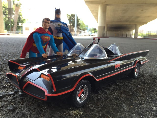 Week's TV: Robot Chicken Tackles DC Comics! And Arya Stark Comes to Doctor Who!