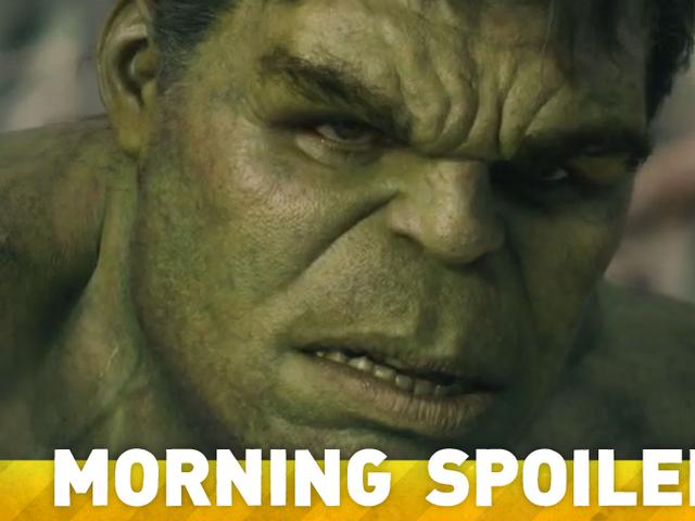 Nous pouvons enfin savoir quand le Hulk apparaîtra sur le grand écran Suivant!